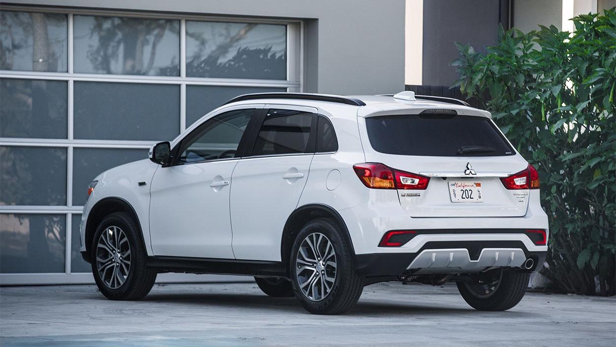Обновленный 2018 Mitsubishi ASX