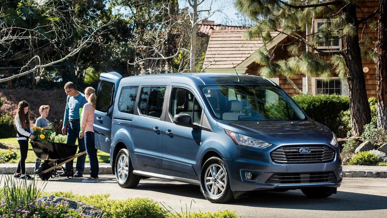 Смотреть Новый ford transit connect 2019 года - КалендарьГода видео