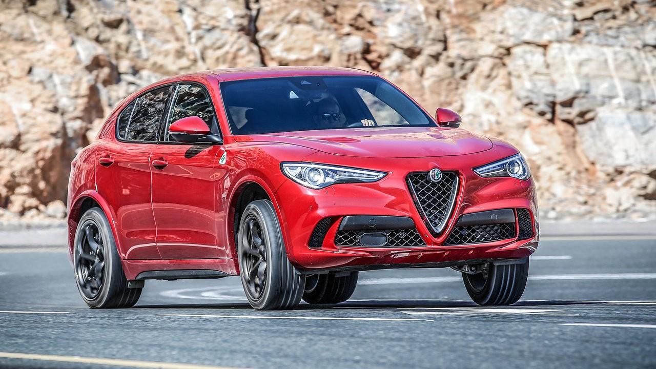 2018 Alfa Romeo Stelvio Quadrifoglio - Первый кроссовер Alfa Romeo