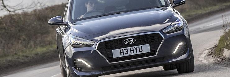 Компания Hyundai рассекретила в новом кузове хэтчбек-2018 Hyundai i30 Fastback