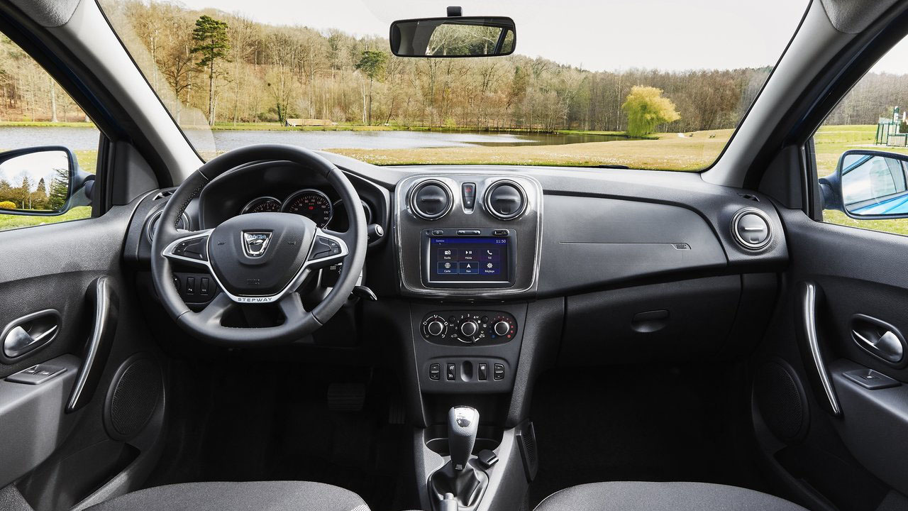 Dacia представил новый универсал 2018 Dacia Logan MCV Stepway
