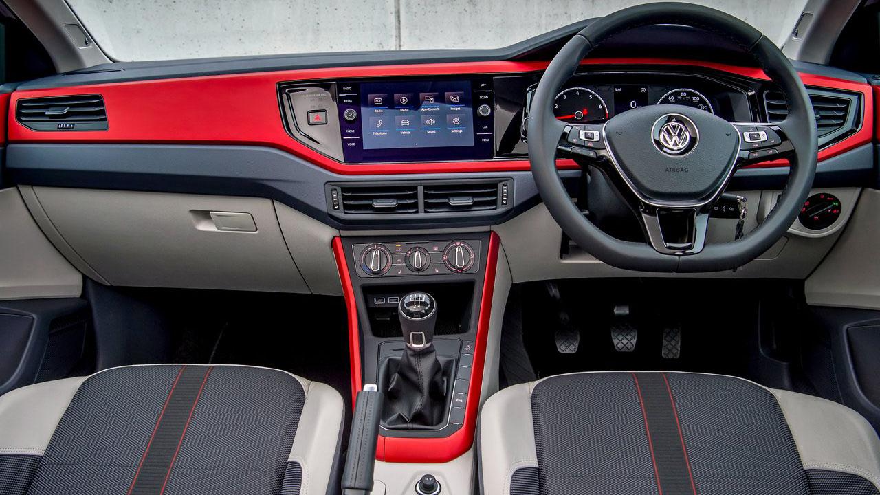 Новый 2018 Volkswagen Polo хэтчбек 6-го поколения