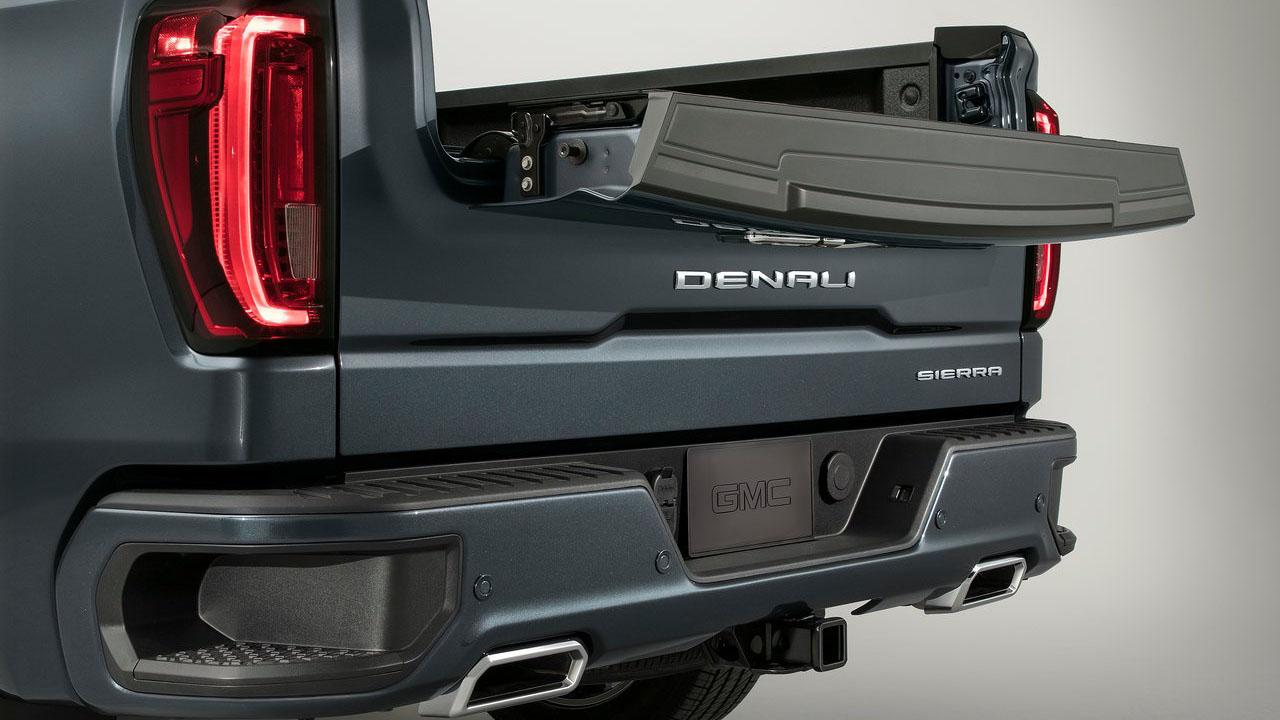 Пикап нового поколения 2019GMC Sierra Denali