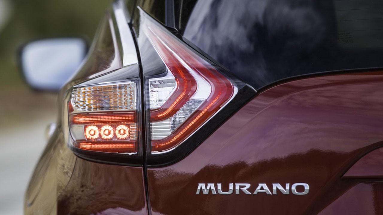Новый кроссовер 2018 Nissan Murano 3-го поколения