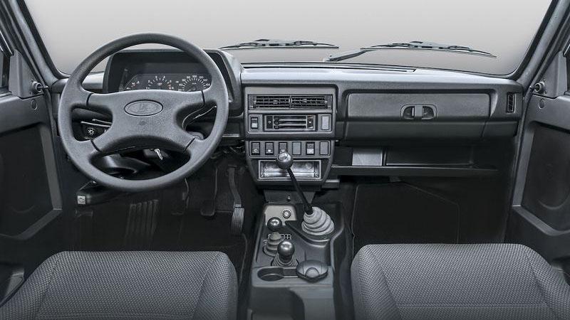 АвтоВАЗ показал обновленный внедорожник 2019 Лада Нива 4х4/Lada Niva 4х4