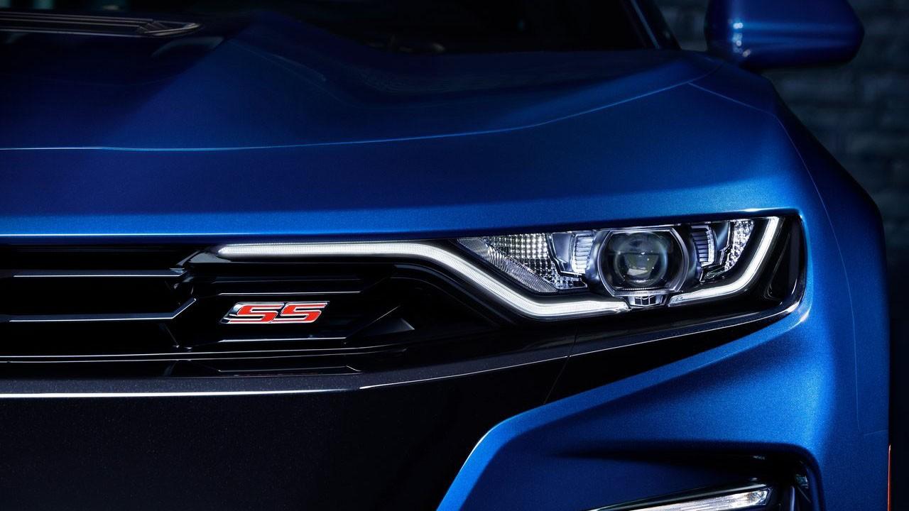 Обновленный 2019 Chevrolet Camaro