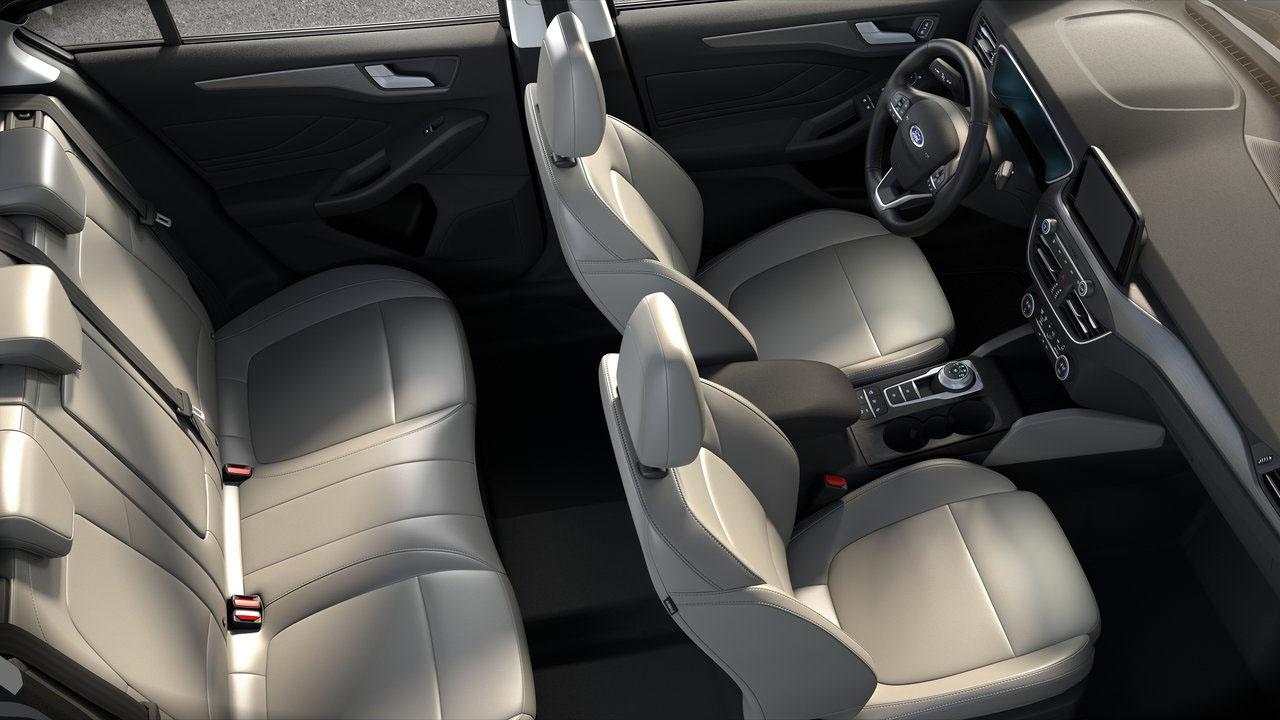 Новый седан 2019 Ford Focus Sedan 4-го поколения