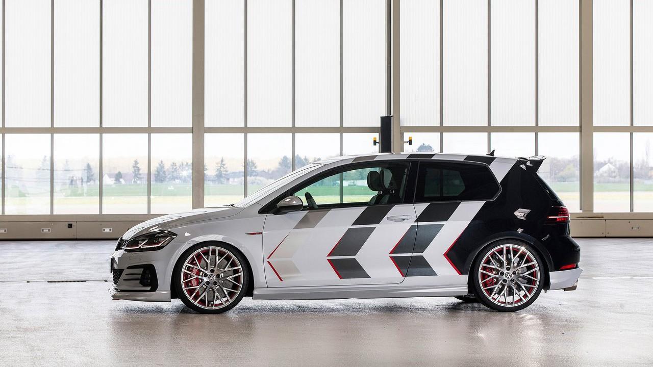Volkswagen представил новый  проект - 2018 Volkswagen Golf GTI Next Level Concept