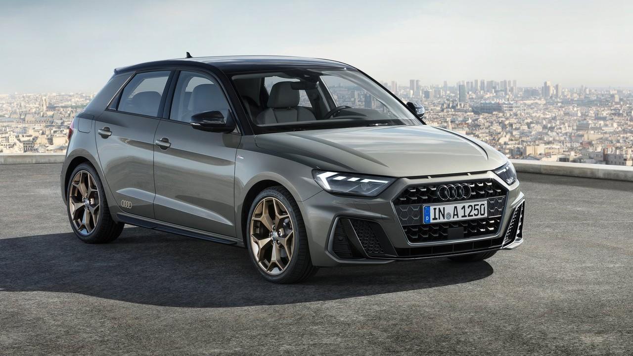 Обновленный хэтчбек 2019 Audi A1 Sportback 2-го поколения