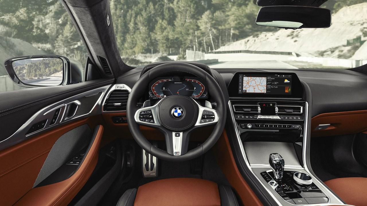 Немецкий BMW представил свое новое купе 2019 BMW 8-Series Coupe