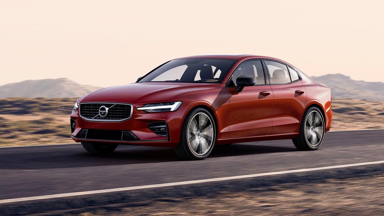 Новый шведский спортивный седан 2019 Volvo S60