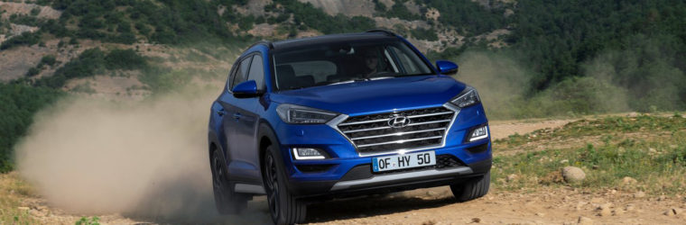 Новый кроссовер 2019 Hyundai Tucson (Хендай Туксон)