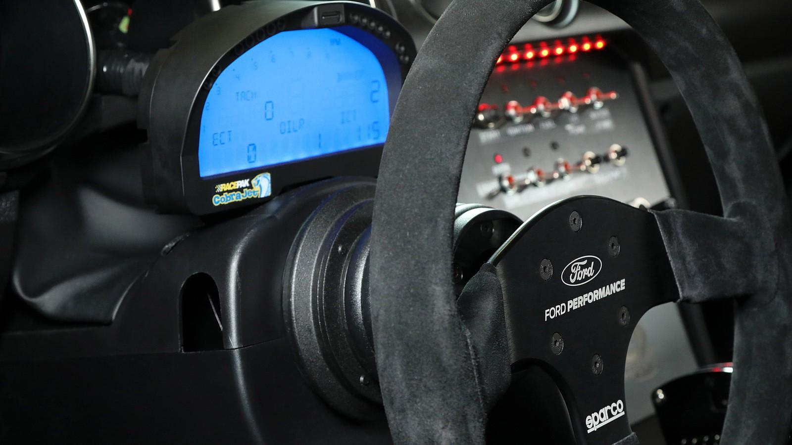 Ford построил самый быстрый Mustang в своей истории - 2018 Ford Mustang Cobra Jet