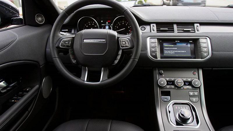 Англия представила новый кроссовер 2019 Range Rover Evoque