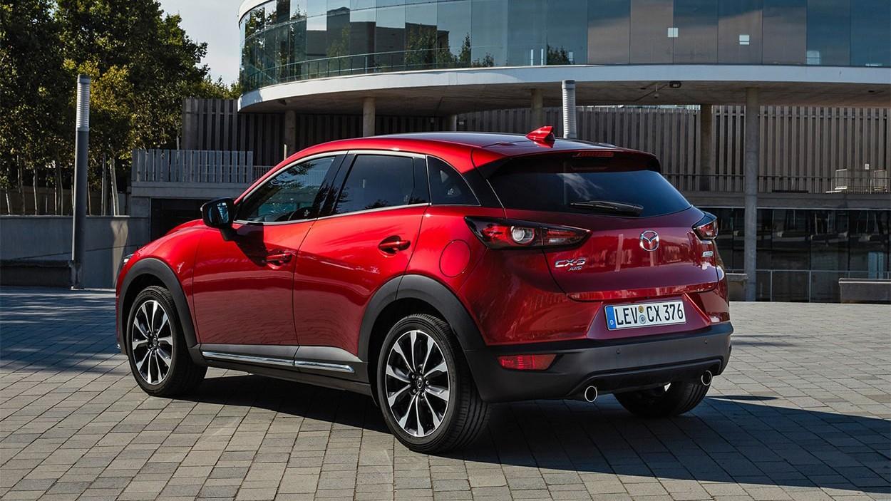 Mazda представила обновленный японский кроссовер 2019 Mazda CX-3
