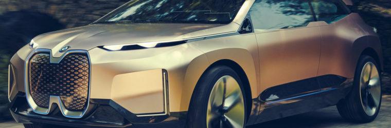 Новый концепт от BMW - 2018-2021 BMW Vision iNEXT Concept