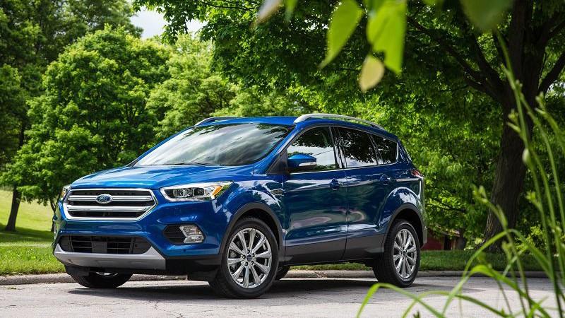 2019 Ford Escape внешний вид