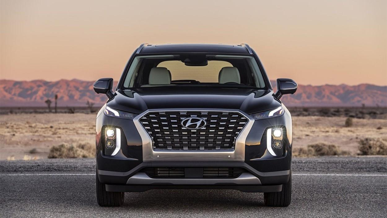 Hyundai Palisade 2019 vneshnij vid