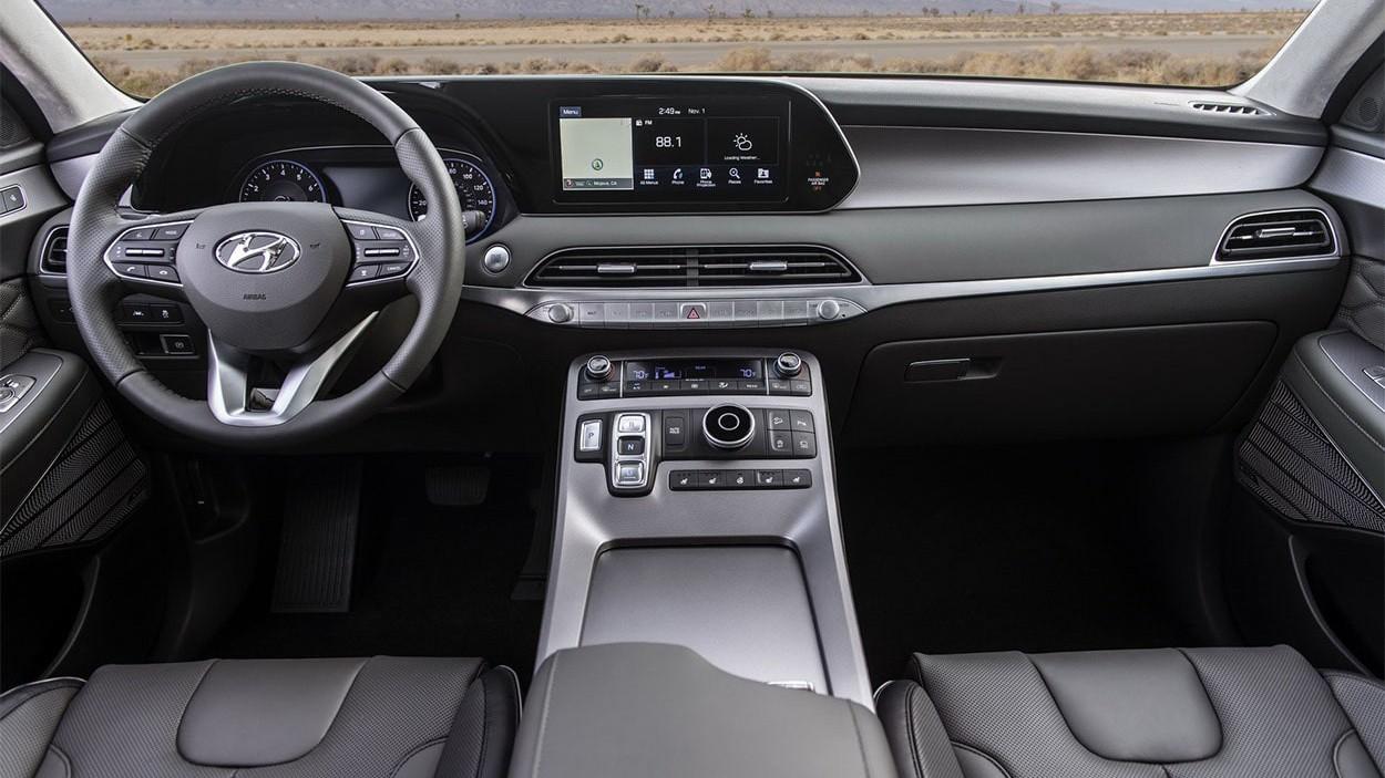 Hyundai Palisade 2019-2020 inter'er
