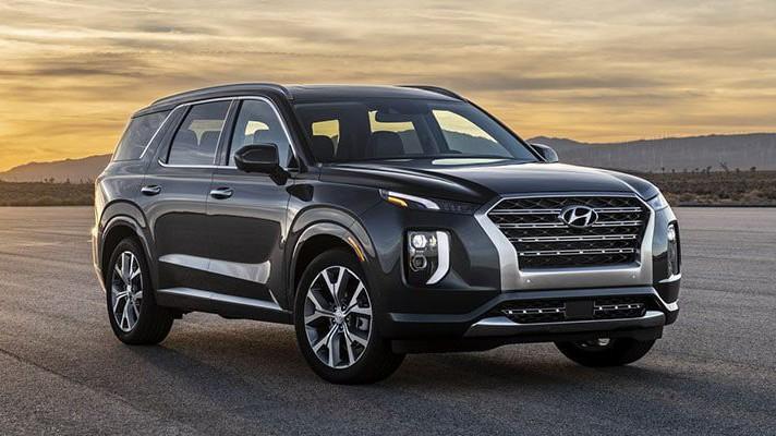 Hyundai Palisade 2019 jekster'er