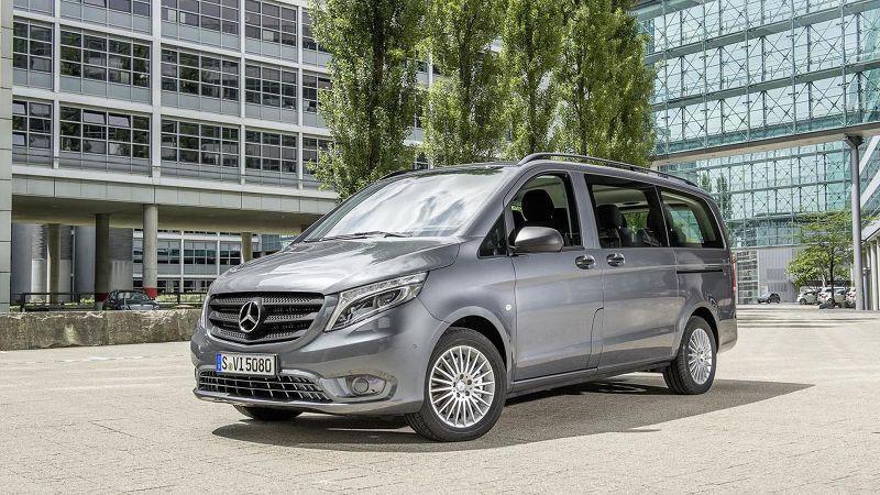 Mercedes-Benz Vito 2019 jekster'er