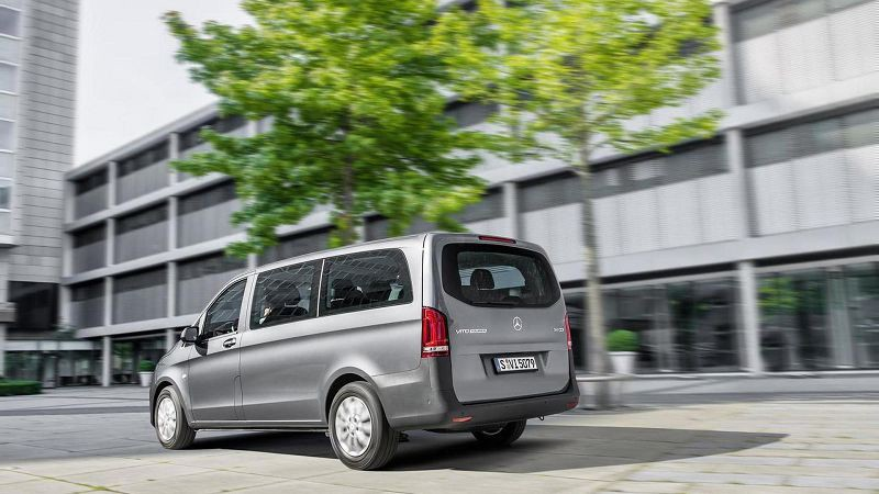 Mercedes-Benz Vito 2019 vneshnij vid