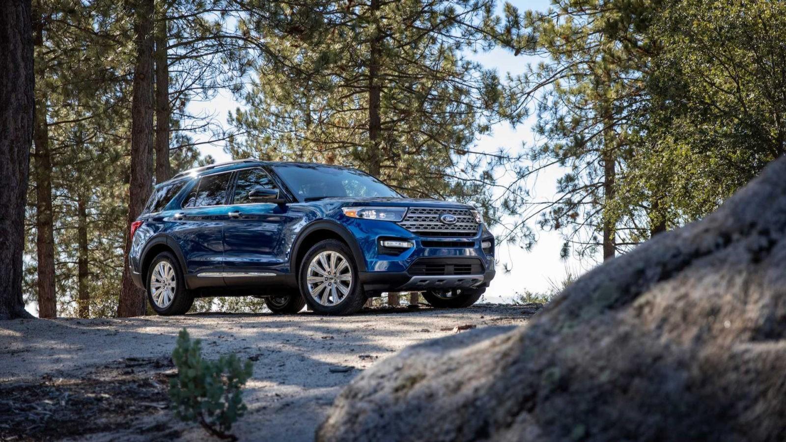 Novyj Ford Explorer 2020 jekster'er, vneshnij vid,obzor,tehnicheskie harakteristiki, foto