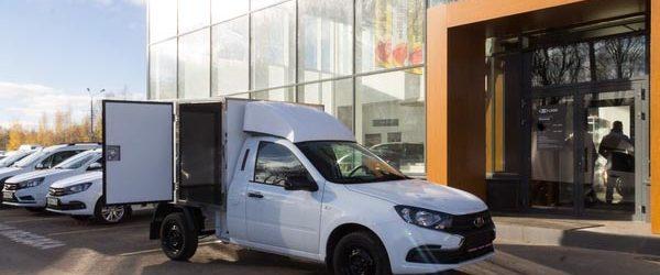 Novaja 2019 Lada Granta furgon foto, tehnicheskie harakteristiki, cena, data vyhoda — video