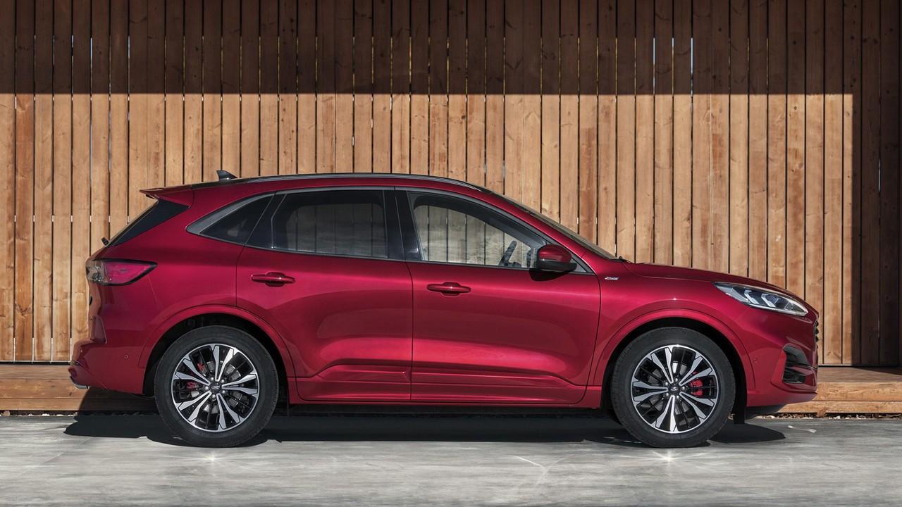 Novyj 2020 Ford Kuga jekster'er, vneshnij vid, foto, obzor, tehnicheskie harakteristiki
