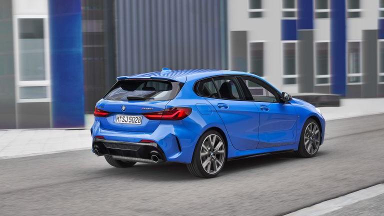 Новый БМВ 1-й серии 2019 (BMW M135i xDrive): фото, технические характеристики, цена, дата выхода — видео