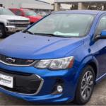 2020 Chevrolet Aveo foto, tehnicheskie harakteristiki, cena, data vyhoda — video