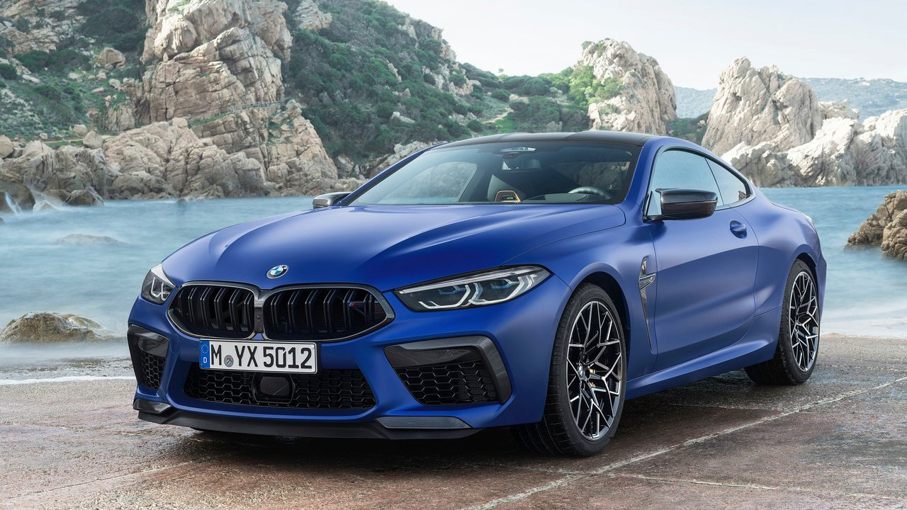 2020 BMW M8 Coupe and Convertible foto, tehnicheskie harakteristiki, cena, data vyhoda — video