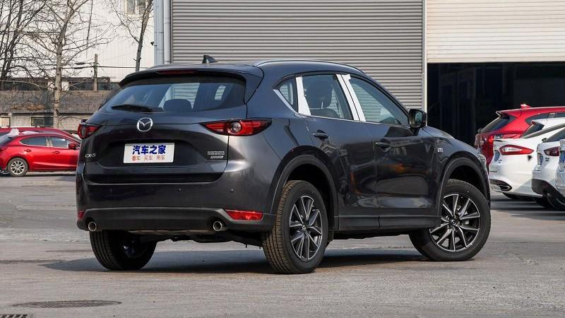 Mazda CX-5 2020 foto, jekster'er, vid szadi,korma, vneshnij vid, obzor, cena, data vyhoda — video
