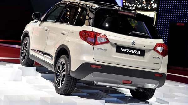 Suzuki Grand Vitara 2020 foto, jekster'er, vneshnij vid, vid szadi, cena, data vyhoda — video
