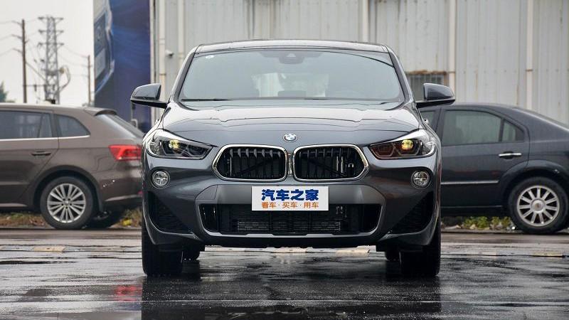 2020 BMW X2 foto, jekster'er, vid speredi, cena, data vyhoda — video