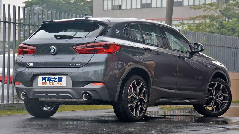 2020 BMW X2 foto, jekster'er, vid szadi, cena, data vyhoda — video