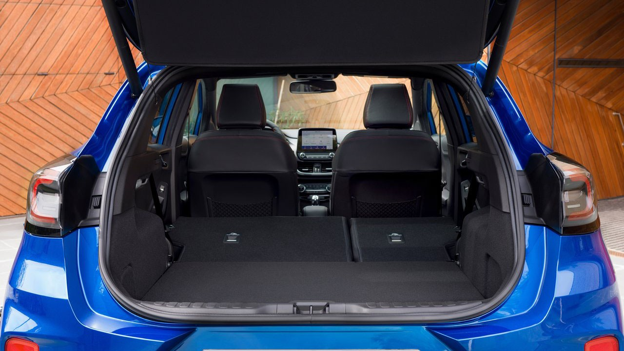 2020 Ford Puma: foto, bagazhnik, bagazhnoe otdelenie, tehnicheskie harakteristiki, cena, data vyhoda — video