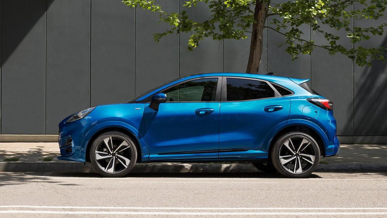 2020 Ford Puma: foto, jekster'er, vid sboku, tehnicheskie harakteristiki, cena, data vyhoda — video