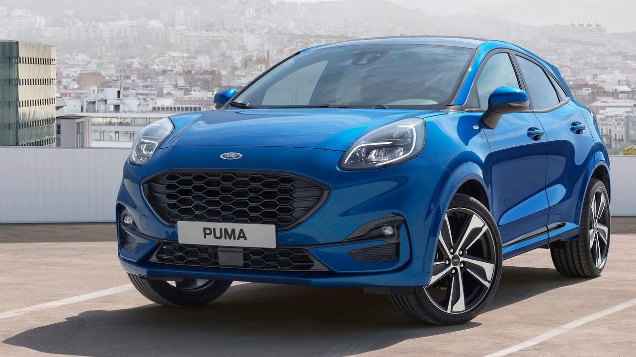 2020 Ford Puma: foto, jekster'er, vid speredi, tehnicheskie harakteristiki, cena, data vyhoda — video