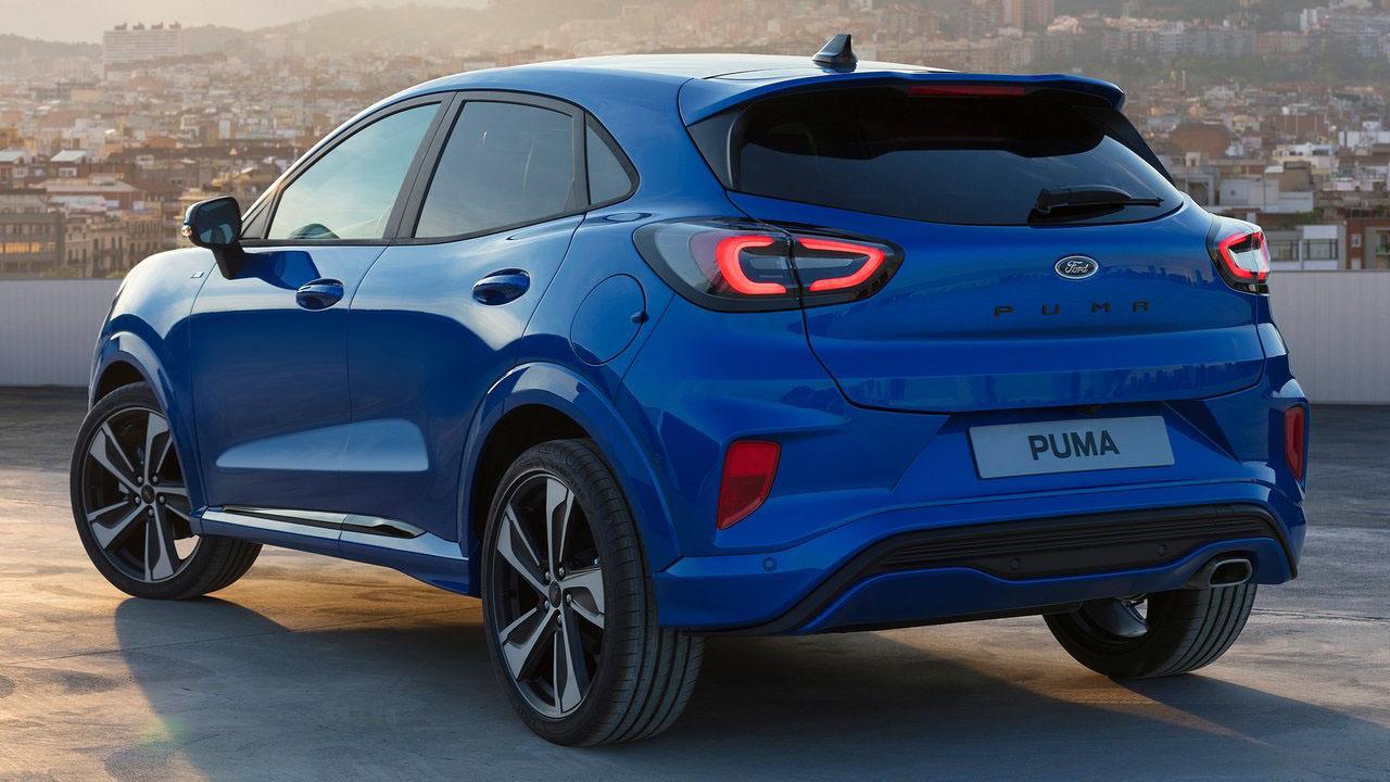 2020 Ford Puma: foto, jekster'er, vid szadi, tehnicheskie harakteristiki, cena, data vyhoda — video