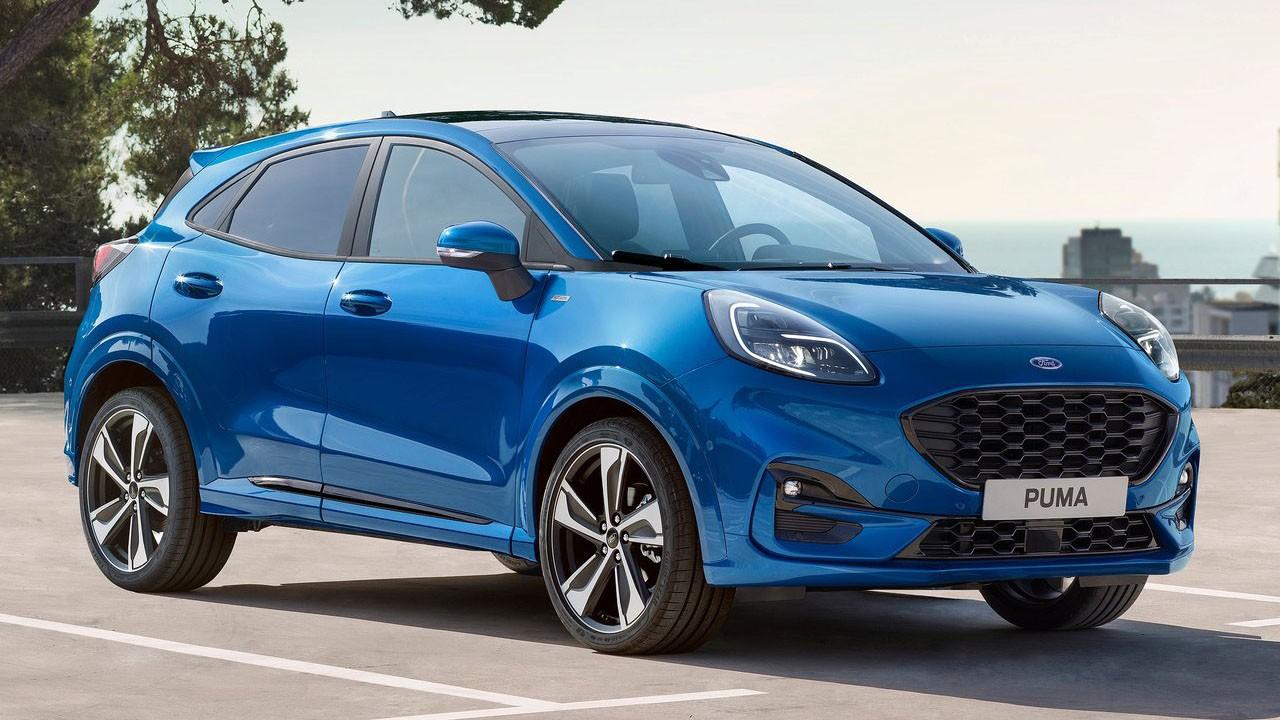 Форд Пума 2019 фото цена и характеристики нового кроссовера от Ford
