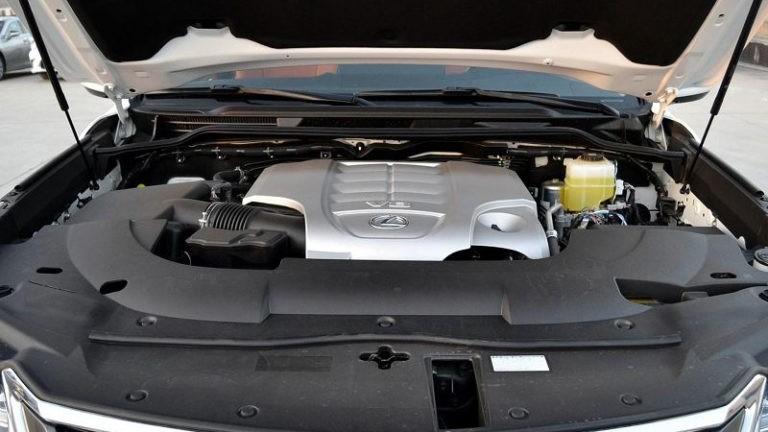 Lexus LX 2020 foto, dvigatel', motor, obzor, tehnicheskie harakteristiki, cena, data vyhoda — video