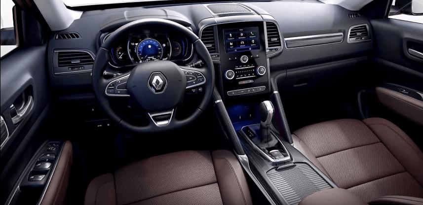 Renault Koleos 2020 foto, inter'er, salon, tehnicheskie harakteristiki, cena, data vyhoda — video