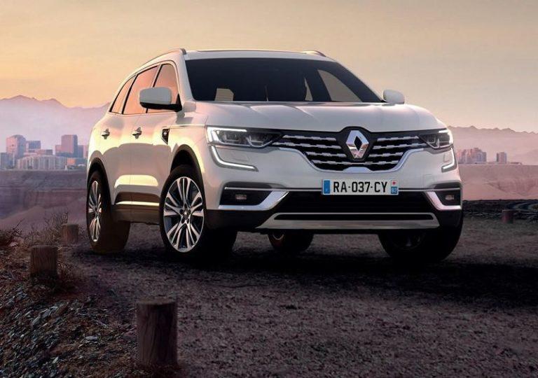 Renault Koleos 2020 foto, экстерьер, вид спереди, tehnicheskie harakteristiki, cena, data vyhoda — video