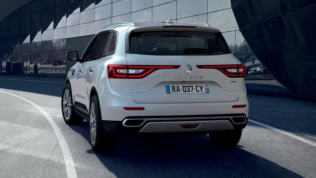 Renault Koleos 2020 foto, jekster'er, vid szadi, tehnicheskie harakteristiki, cena, data vyhoda — video