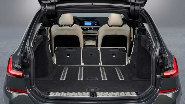 2020 BMV 3-j serii universal (BMW 3-Series Touring) foto, inter'er, salon, bagazhnoe otdelenie, cena, data vyhoda — video