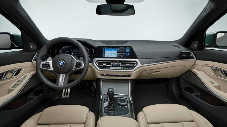 2020 BMV 3-j serii universal (BMW 3-Series Touring) foto, inter'er, salon, cena, data vyhoda — video