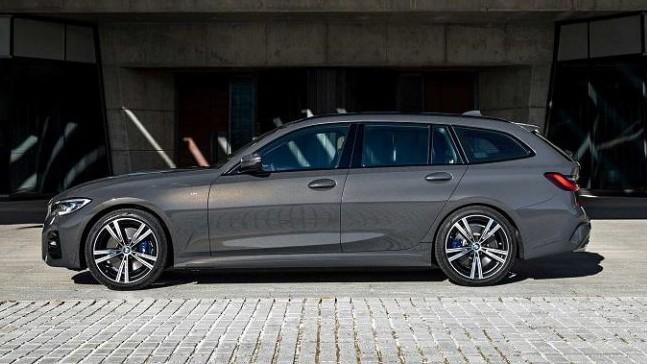 2020 BMV 3-j serii universal (BMW 3-Series Touring) foto, jekster'er, vid sboku, cena, data vyhoda — video