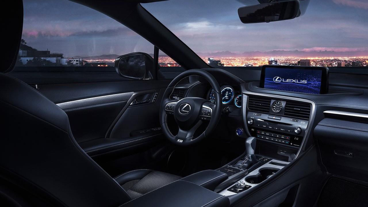 2020 Lexus RX foto, inter'er, salon, tehnicheskie harakteristiki, cena, data vyhoda — video