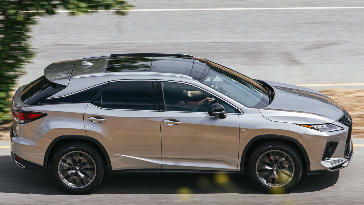 2020 Lexus RX foto, jekster'er, vid sboku, tehnicheskie harakteristiki, cena, data vyhoda — video